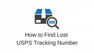How to Find Lost USPS Tracking Number