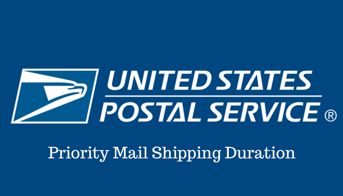 Priority Mail Shipping Duration