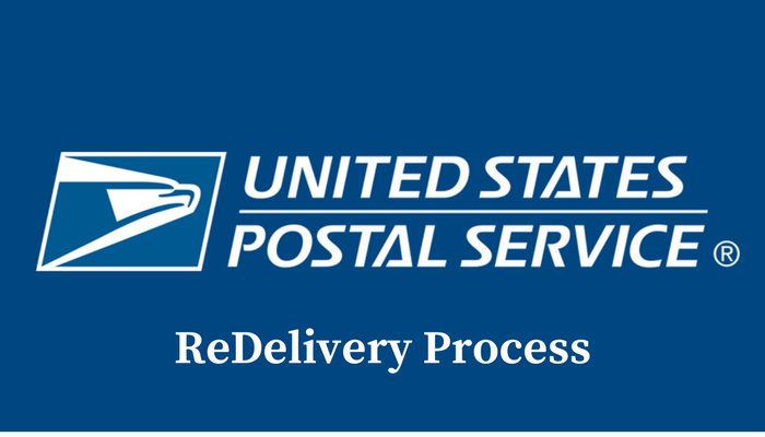 usps ReDelivery Process