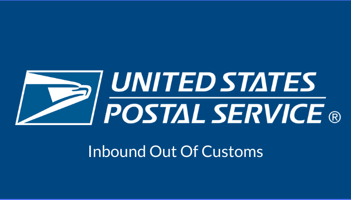 USPS Inbound Out Of Customs
